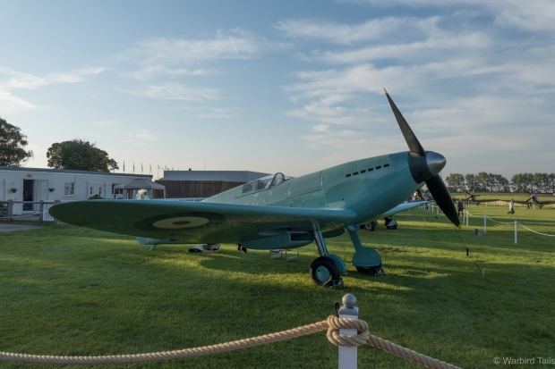 As the 80th Anniversary of the first flight approaches in March next year, it was a pleasure to see this replica Spitfire prototype out in the open.