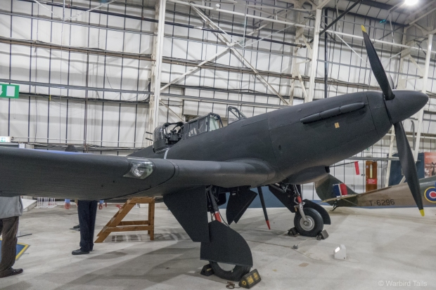 Another view of the Defiant.