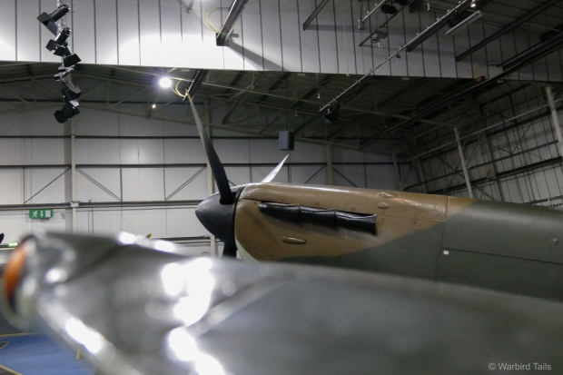 Another look at this early Spitfire.