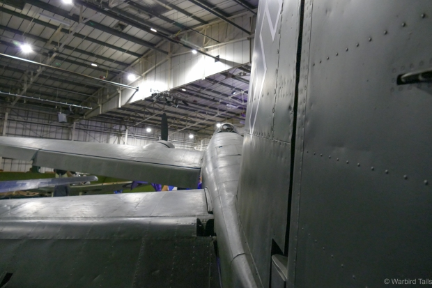A different angle on the JU88.