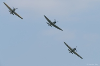 The Surprise additions of the Seafire and Hurricane were most welcome.