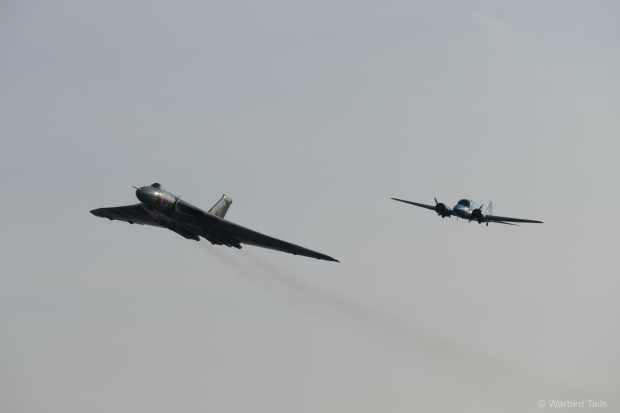 It was a magic moment when the sight of this formation appeared on the horizon.