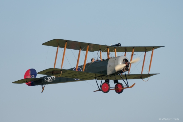 The Avro 504 followed on from its Multi-engines relatives.