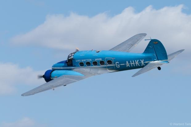 BAE System's Avro XIX.