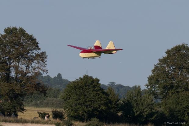The Unmistakable sight of the AV36.