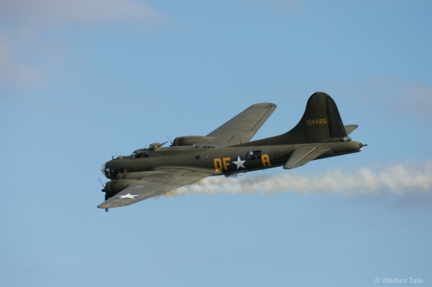 "Saturdays ""Joker"" - B-17 Sally B."